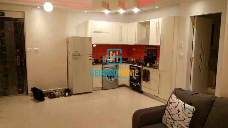1 bedroom in compound with swimming pool