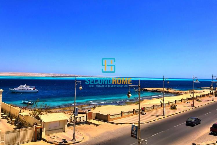 Beautiful 2 bedroom flat with Sea View in Old Sheraton
