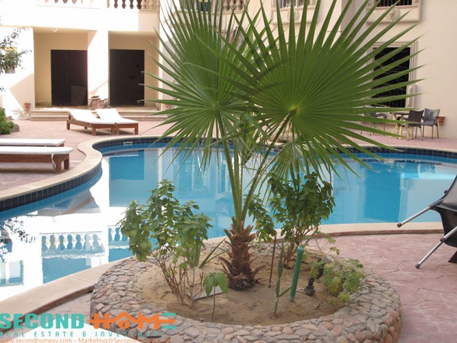 2 bedroom in Cleopatra Compound,Arabia,Hurghada
