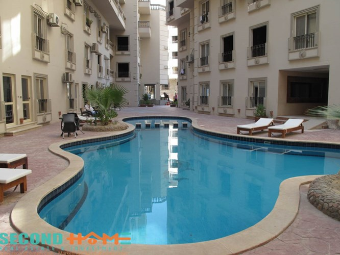 Amazing 1 Bedroom in Cleopatra Compound